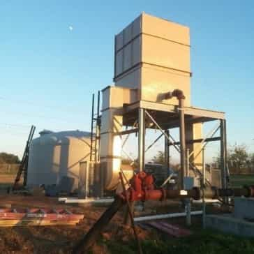 Cooling Tower by Water Equipment and Treatment Services WETS