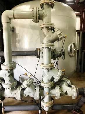 Pressure Filters by Water Equipment and Treatment Services WETS