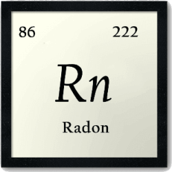 Radon Removal from Water