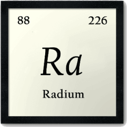 radium removal from drinking water